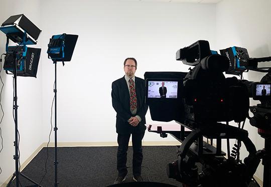 CPS Film Studio, John Warren, Director of Publishing