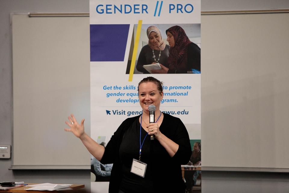 First GenderPro Summit at GW