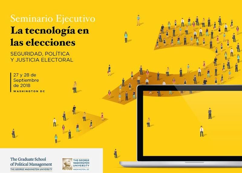 Executive Seminar: Technology in Elections (in Spanish)