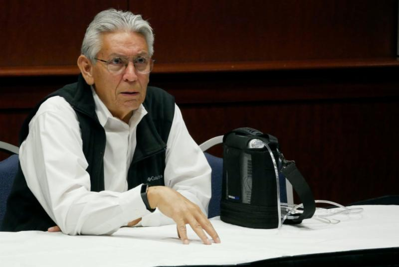 Kevin Gover, director of the Smithsonian Museum of the American Indian