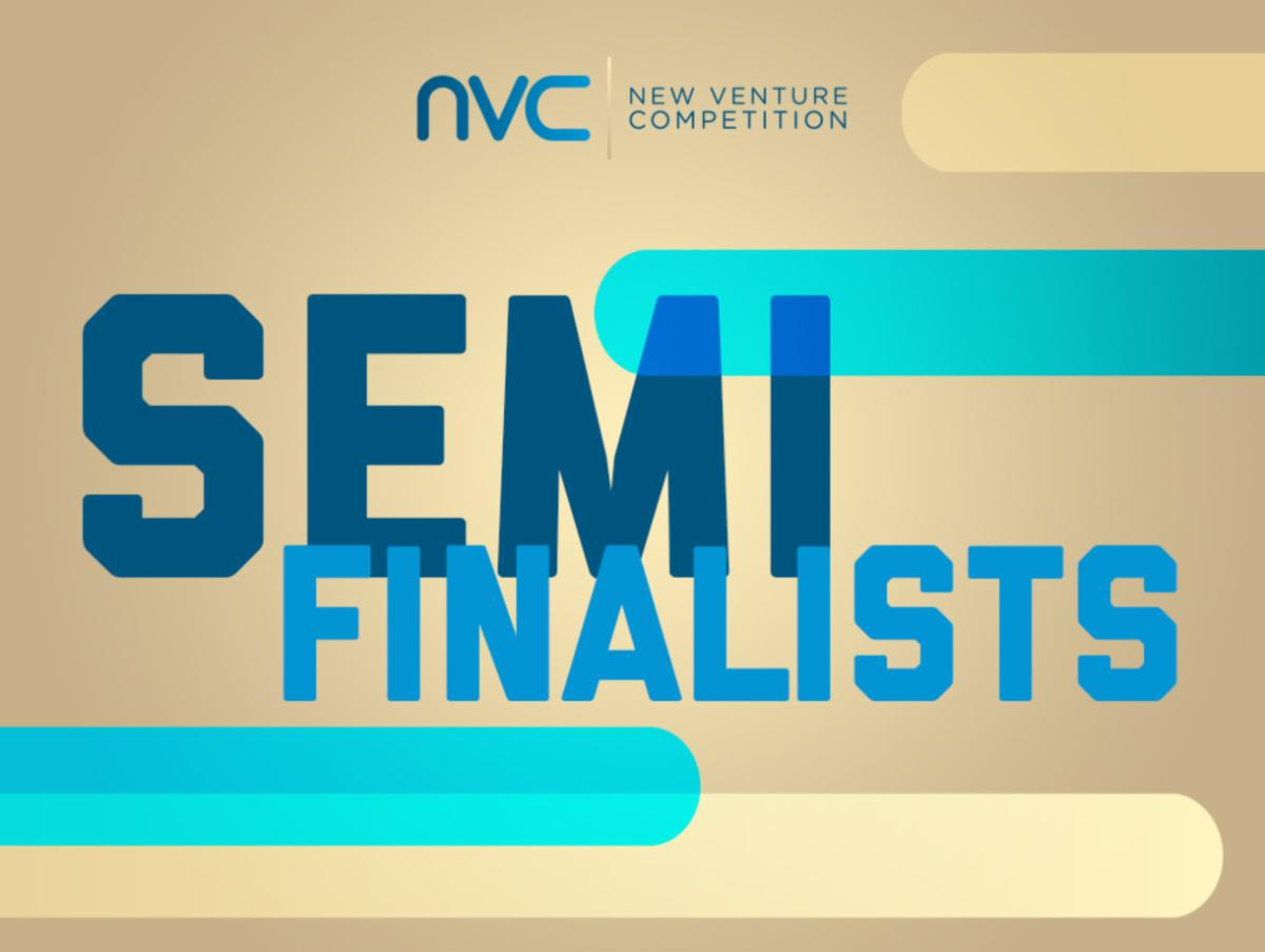 NVC New Venture Competition Semifinalists