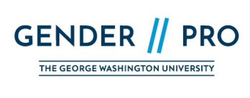 Gender Pro The George Washington University logo