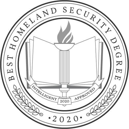 Best Homeland Security Degree 2020 Intelligent Approved