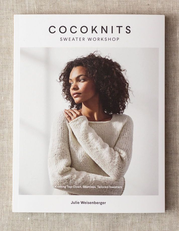 Cocoknits Sweater Workshop Cover