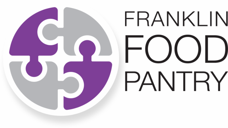 Erin says goodbye to the Franklin Food Pantry