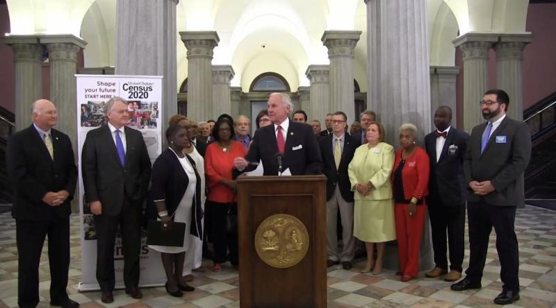 S.C. Governor Henry McMaster announced Aug. 1 his nominees for the S.C. Census 2020 Complete Count Committee.