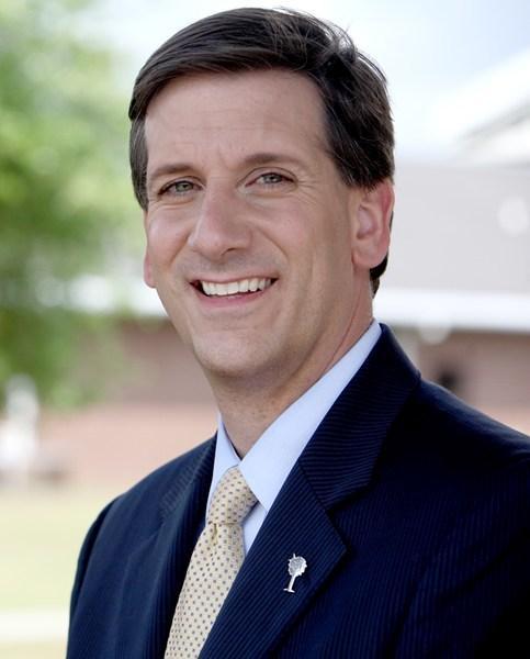 Sen. Vince Sheheen is the 2019 SCICU Legislative Champion.
