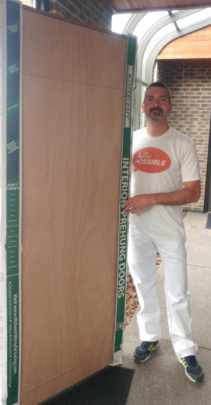 Dan Wendt Stained Door Expansion