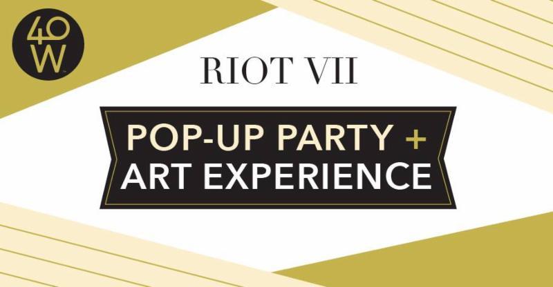 RIOT VII Saturday September 29th 7 930pm