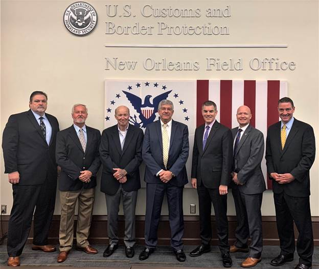 Federal Agency Officials Host Meeting in New Orleans with Domestic Shrimp Industry on Shrimp Trade Regulatory and Enforcement Issues