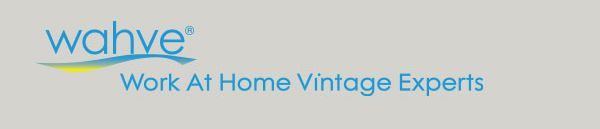 WAHVE-Work At Home Vintage Experts