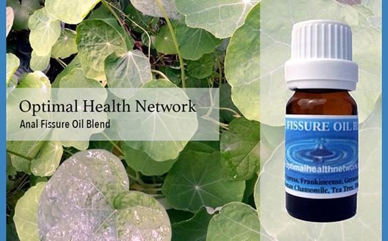 anal fissure essential oil blend