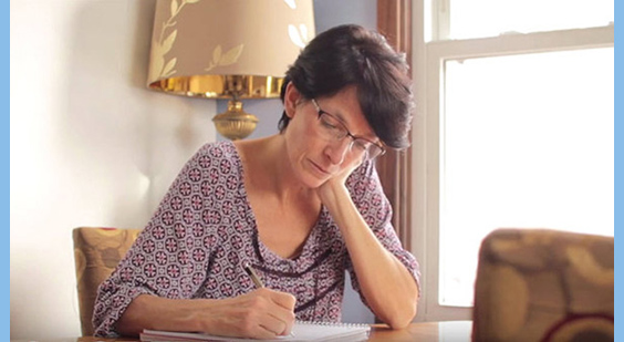 contemplative writing