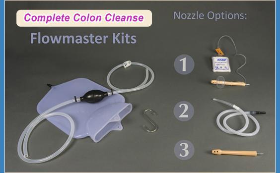 colon cleanse enema kits