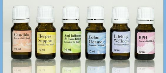 essential oil suppositories