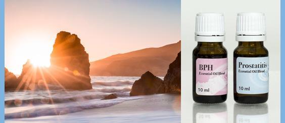 prostate essential oils