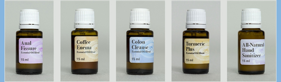 OHN Essential Oil Blends