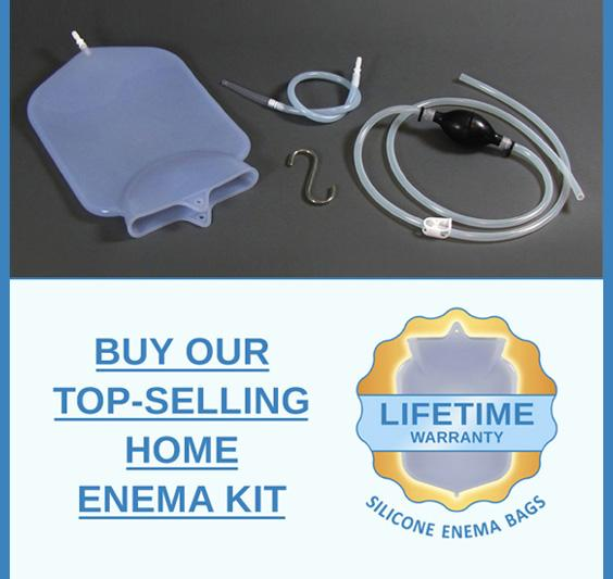 enema kit for complete colon cleanse