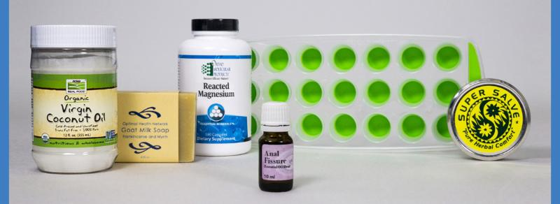 anal fissure healing kits