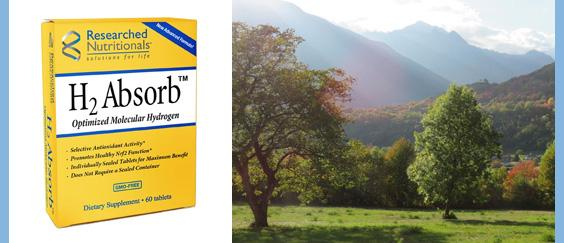Researched Nutritionals H2 Absorb