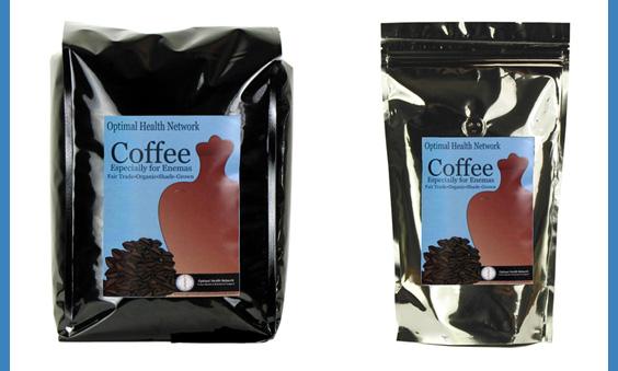 air-roasted enema coffee