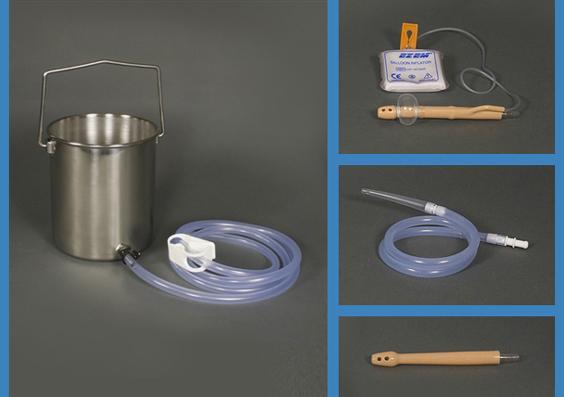 bucket easy enema kit
