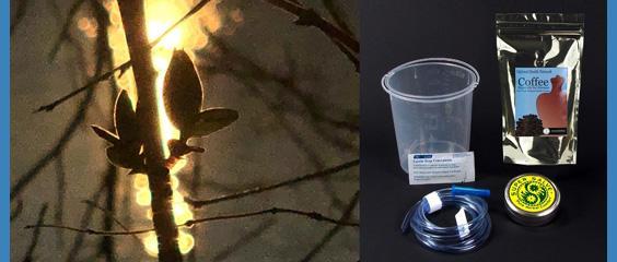1.5-Quart Coffee Enema Kit with Plastic Bucket