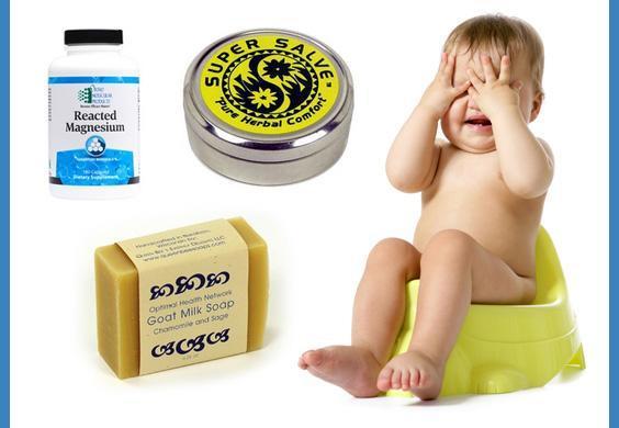 infant constipation remedies