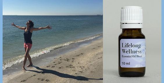 Lifelong Wellness Essential Oil Blend