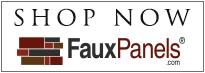 Shop Now at FauxPanels.com