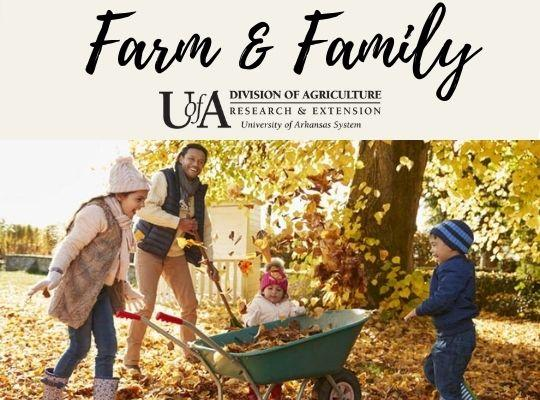 Farm and Family Graphic