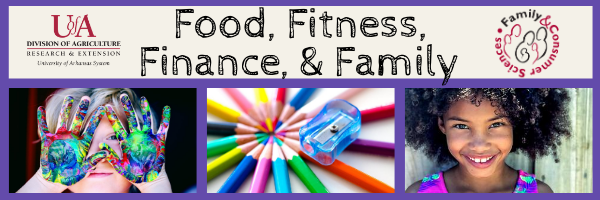 Food, Fitness, Finance, and Family