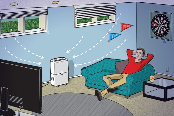 Improve your Indoor Air Quality with a Dehumidifier - Image 1