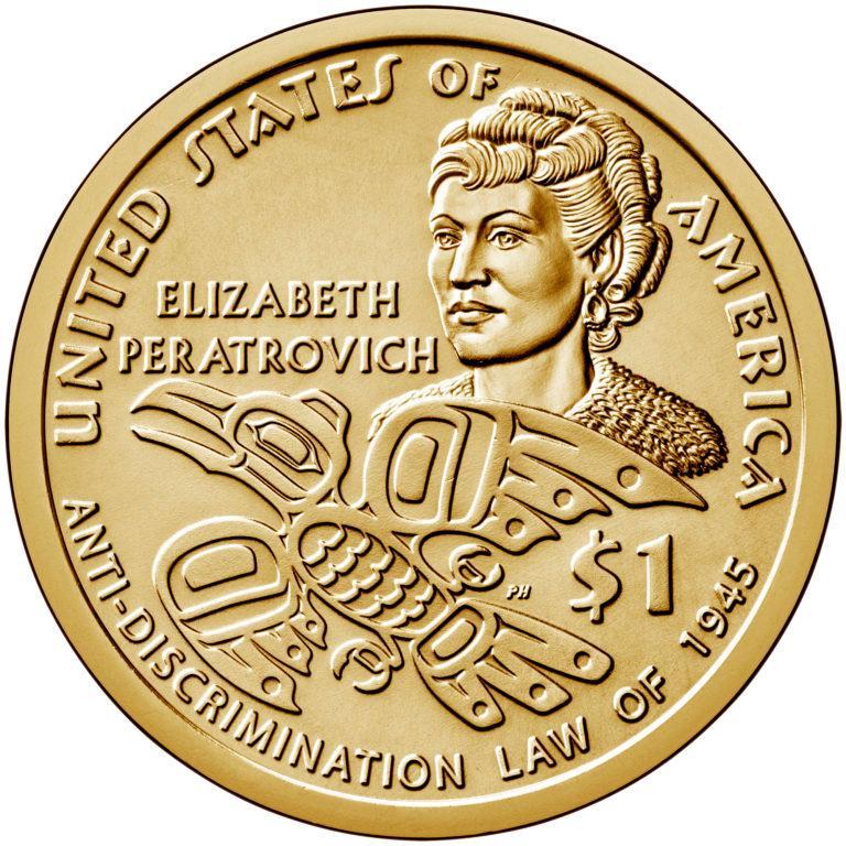 Elizabeth coin