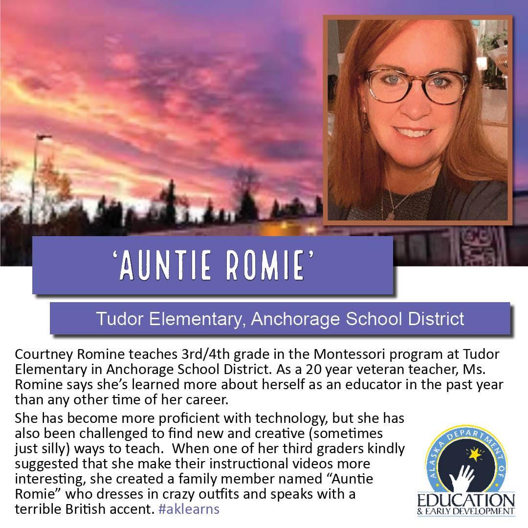 Alaskan teacher spotlight