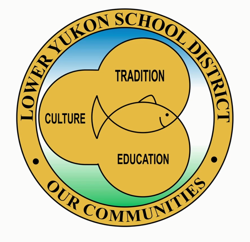 Lower Yukon School District logo