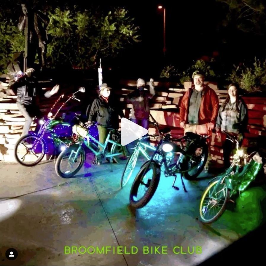 Broomfield Bike Club Night Ride