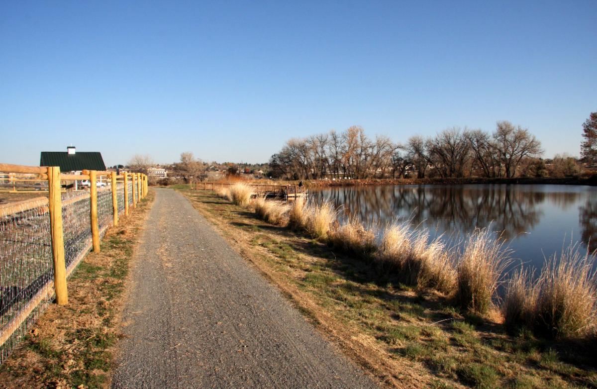 Big Dry Creek Trail at Metzger Farm
