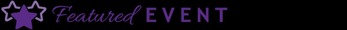 Featured Event header