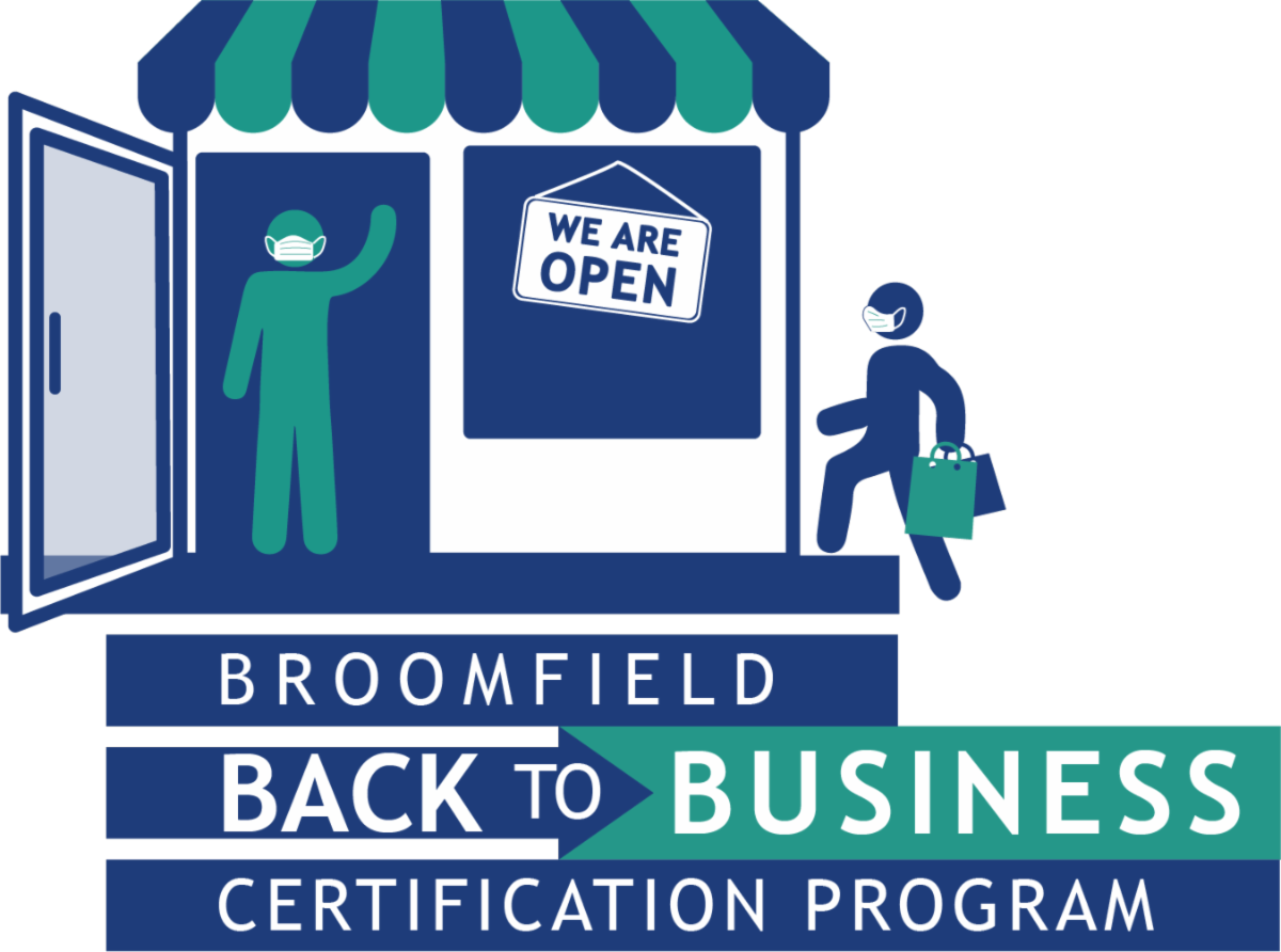 Broomfield Back to Business graphic