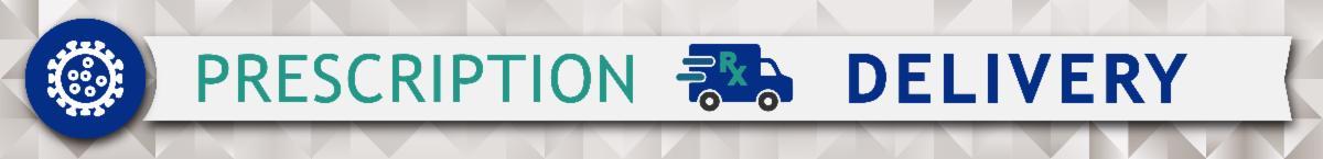 Prescription Delivery header graphic