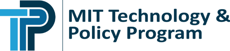 MIT Technology and Policy Program logo