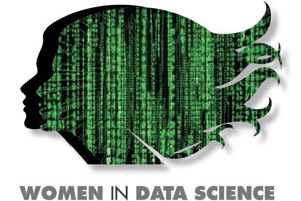 Women in Data Science WiDS logo