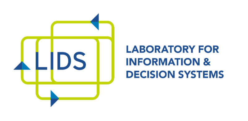 MIT Laboratory for Information and Decision Systems logo