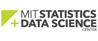 MIT Statistics and Data Science Center logo