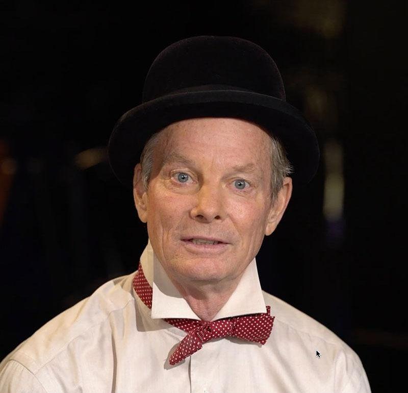 THIS WEEK: Tony-Award Winner Bill Irwin in ON BECKETT / IN SCREEN!