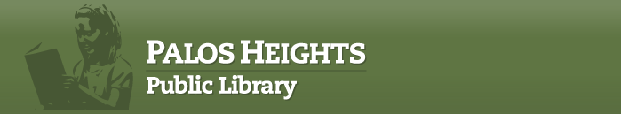 Palos Heights Public Library Logo
