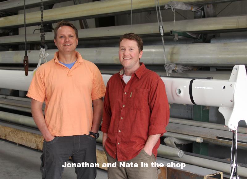 Jonathan Craig and Nate Williams