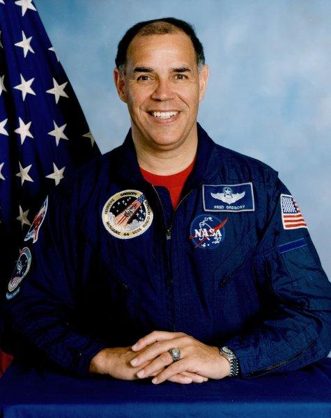F. Gregory Astronaut