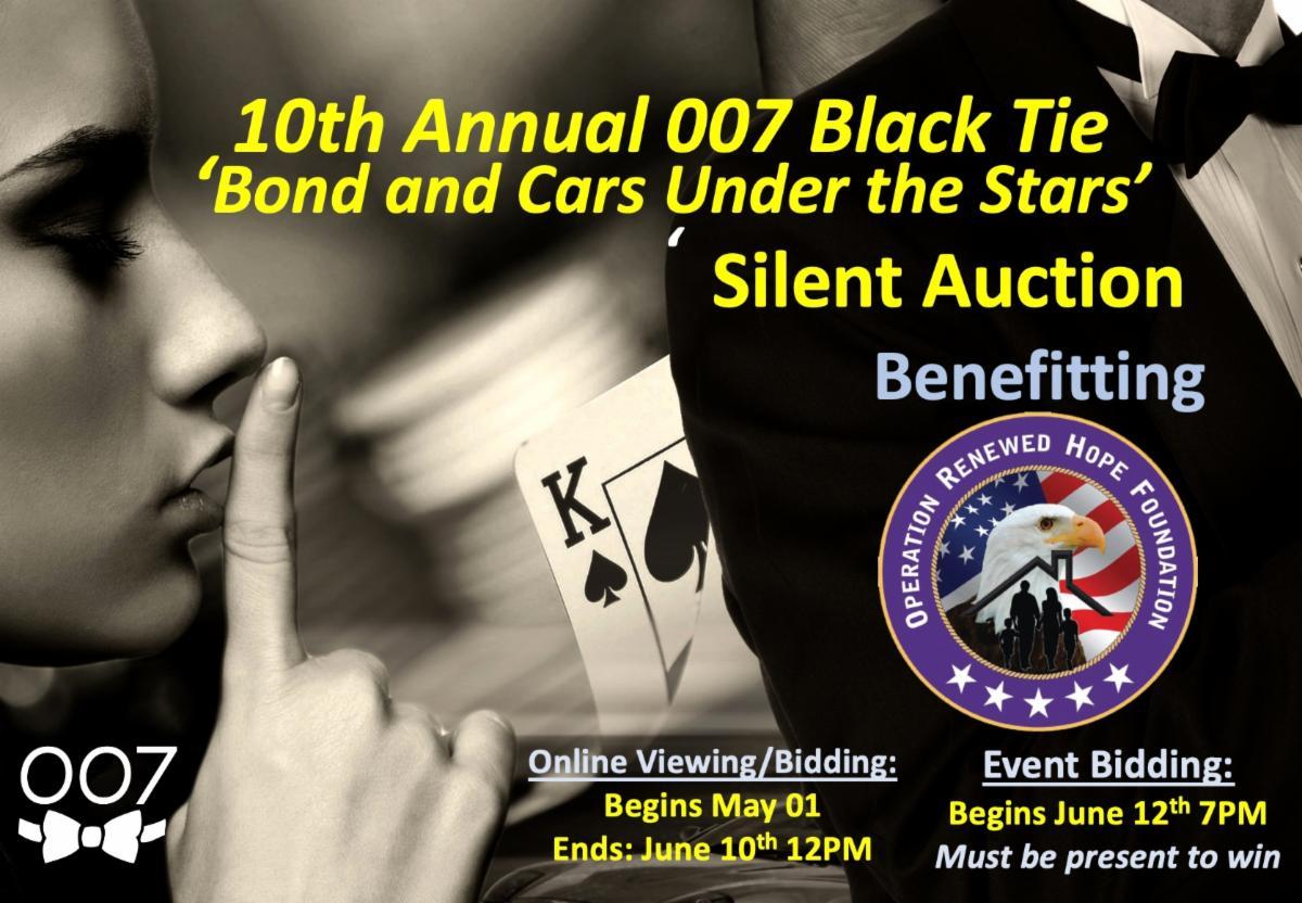 Silent Auction Online
